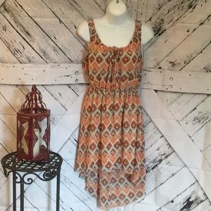 SEQUIN HEARTS sundress size S